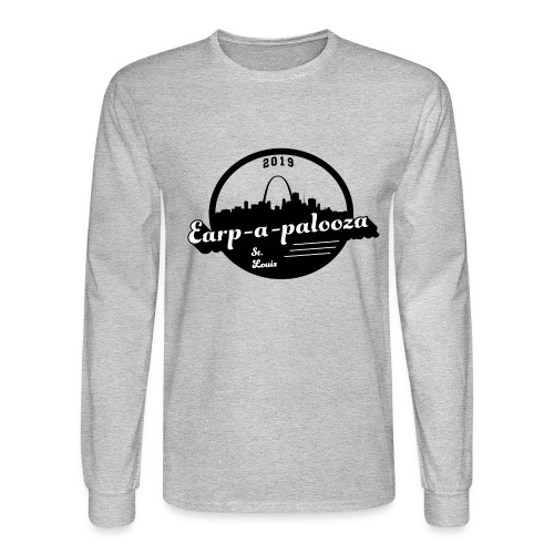 St. Louis 2019 Retro Shirt - Men's Long Sleeve T-Shirt
