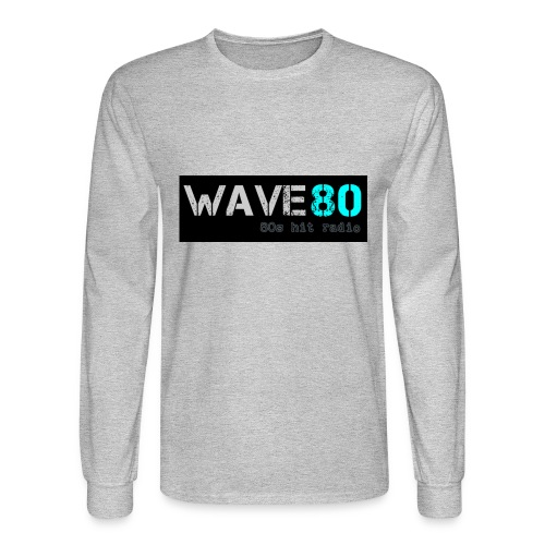 Main Logo - Men's Long Sleeve T-Shirt