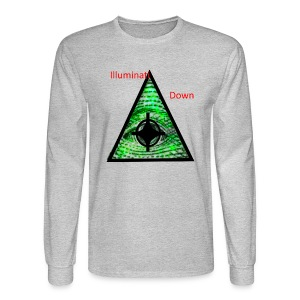 illuminati Confirmed - Men's Long Sleeve T-Shirt