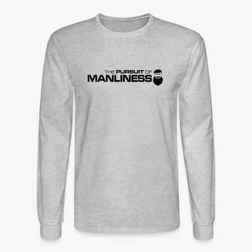 PoM Horizontal - Men's Long Sleeve T-Shirt