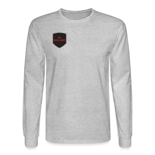 Design 3 - Men's Long Sleeve T-Shirt