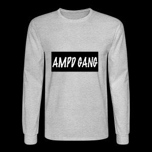 AMPD GANG HOODIE - Men's Long Sleeve T-Shirt