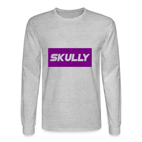 SKULLY MERCH - Men's Long Sleeve T-Shirt