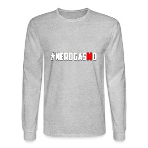 Nerdgasmo Marvelita - Men's Long Sleeve T-Shirt
