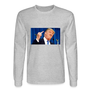 Trump - Men's Long Sleeve T-Shirt