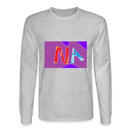natlex merch 1 - Men's Long Sleeve T-Shirt