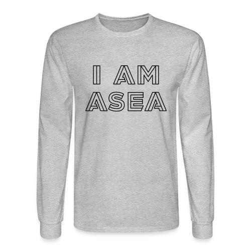 I Am ASEA Sweatshirt - Men's Long Sleeve T-Shirt