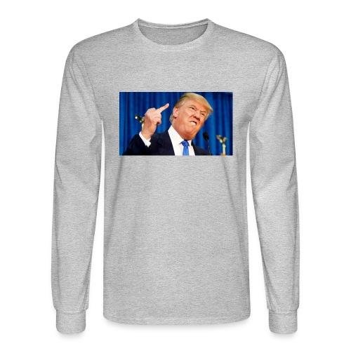 Trump - Men's Long Sleeve T-Shirt
