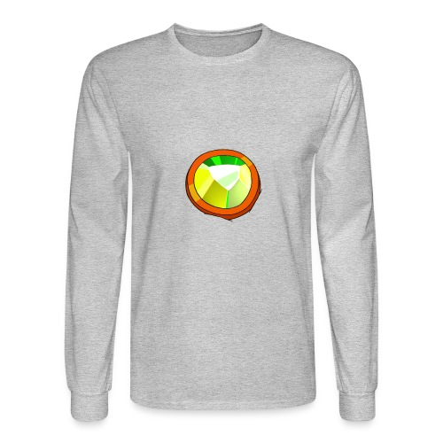 Life Crystal - Men's Long Sleeve T-Shirt
