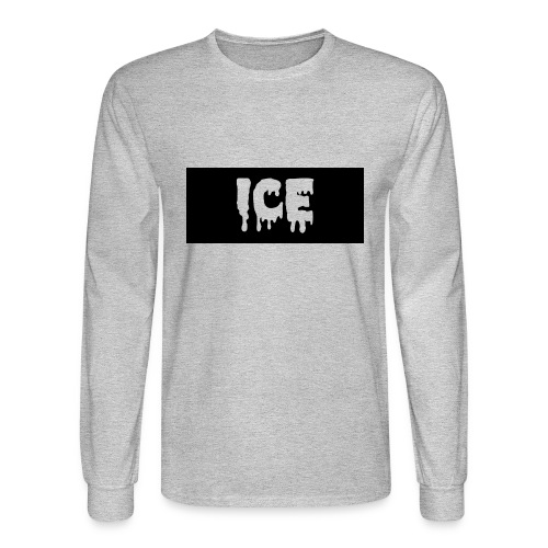 Ice Apperall Box Logo - Men's Long Sleeve T-Shirt