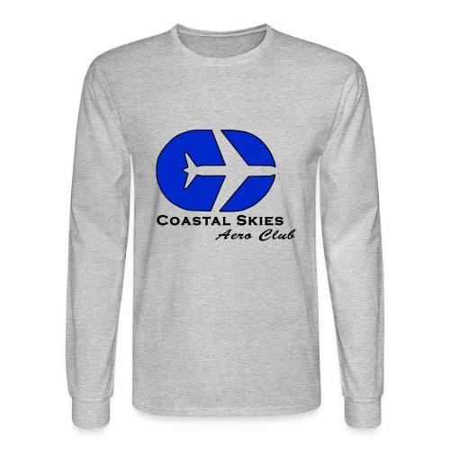 CSAC Logo - Men's Long Sleeve T-Shirt