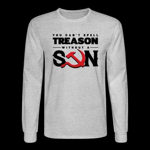 45 0000004 - Men's Long Sleeve T-Shirt