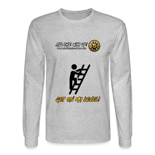 LEVEL - Men's Long Sleeve T-Shirt