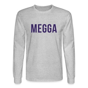 Megga - Men's Long Sleeve T-Shirt