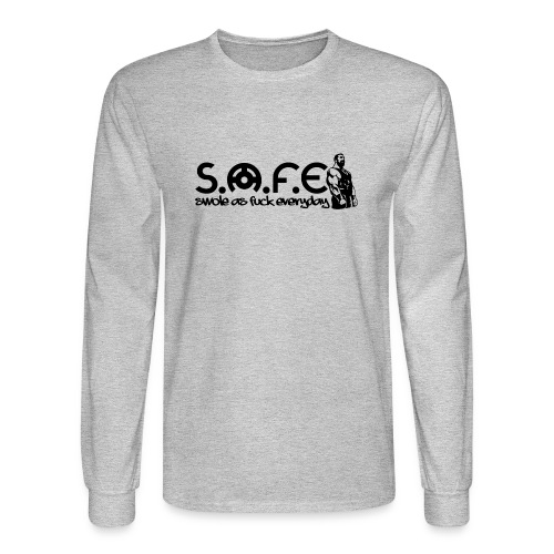 S.A.F.E (Swole Brand) - Men's Long Sleeve T-Shirt