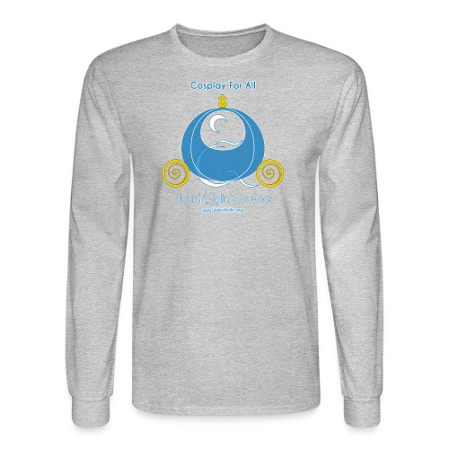 Cosplay For All: Cinderella - Men's Long Sleeve T-Shirt