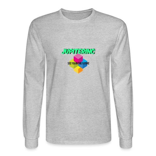 Jupiterinc winter - Men's Long Sleeve T-Shirt