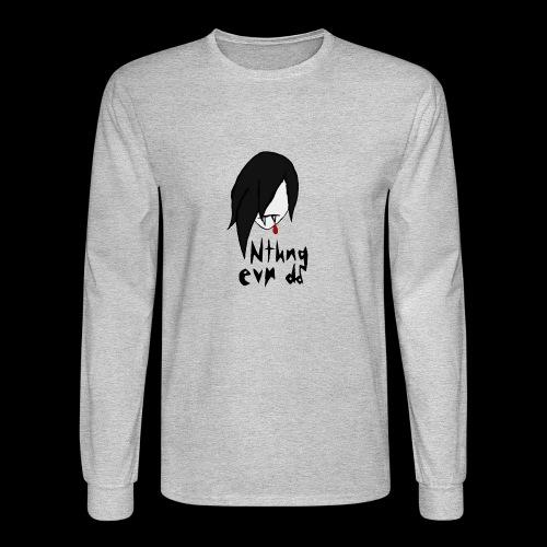 Vamp logo - Men's Long Sleeve T-Shirt
