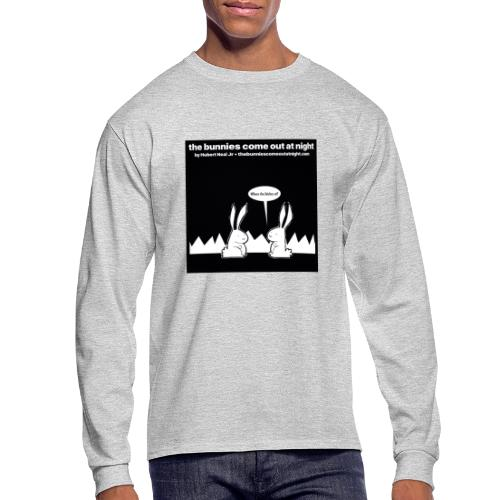 tbcoan Where the bitches at? - Men's Long Sleeve T-Shirt