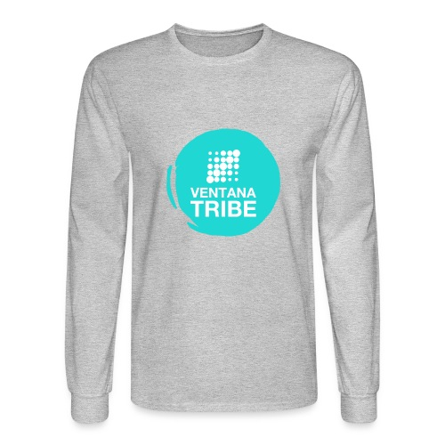 Ventana Tribe Circle - Men's Long Sleeve T-Shirt