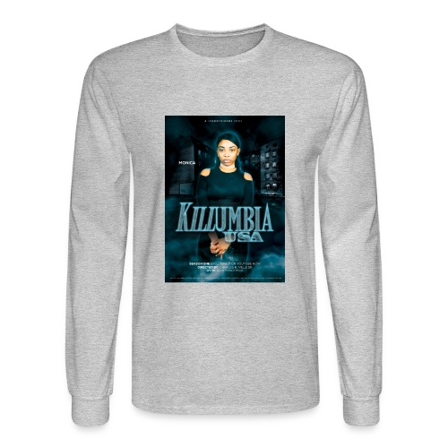 Killumbia, USA Monica - Men's Long Sleeve T-Shirt