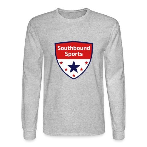 Southbound Sports Crest Logo - Men's Long Sleeve T-Shirt
