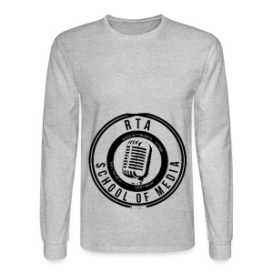 RTA School of Media Classic Look - Men's Long Sleeve T-Shirt