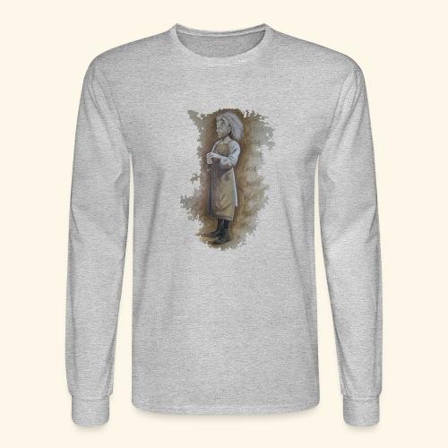 Child labourer - Men's Long Sleeve T-Shirt
