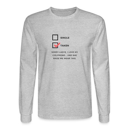 Taken1 - Men's Long Sleeve T-Shirt