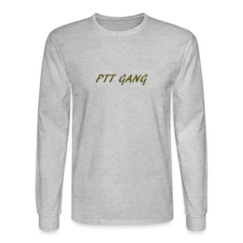 PTT GOLD - Men's Long Sleeve T-Shirt