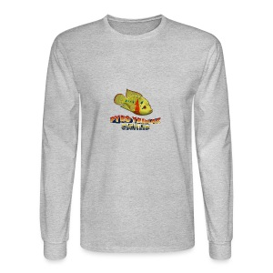 Pyro Trimac Cichlid Apparel - Men's Long Sleeve T-Shirt