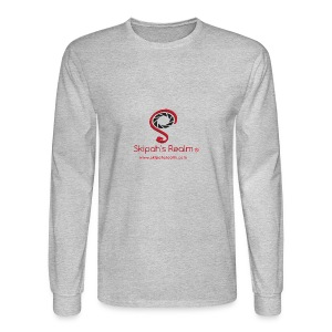 Skipah's Realm - Men's Long Sleeve T-Shirt