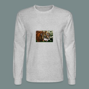 Tiger flo - Men's Long Sleeve T-Shirt