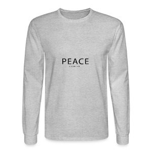 Original Intention - Men's Long Sleeve T-Shirt