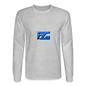 Freeze Gaming Logo - Men's Long Sleeve T-Shirt