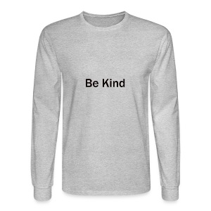 Be_Kind - Men's Long Sleeve T-Shirt