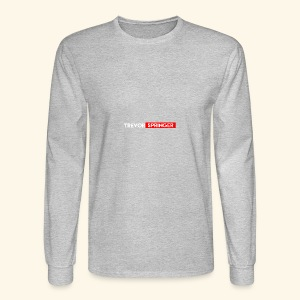 Trevor Springer (YOUTUBE EDITION) - Men's Long Sleeve T-Shirt
