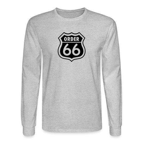 Order 66 - Men's Long Sleeve T-Shirt