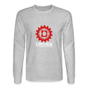 Stacked Logo - Men's Long Sleeve T-Shirt