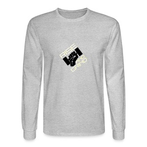 RISE AND GRIND - Men's Long Sleeve T-Shirt