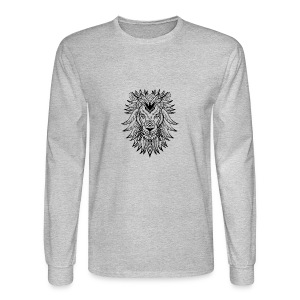 Lion - Men's Long Sleeve T-Shirt