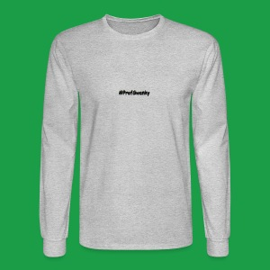 #ProfSwanky - Men's Long Sleeve T-Shirt