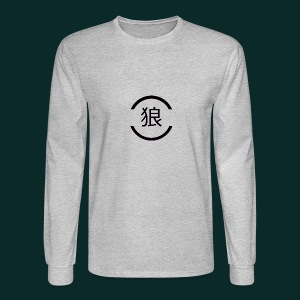 Wolf-japanese - Men's Long Sleeve T-Shirt