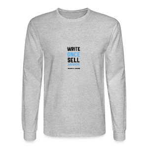Write Once Sell Anywhere - Men's Long Sleeve T-Shirt