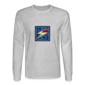 Rimps Logo Flash - Men's Long Sleeve T-Shirt