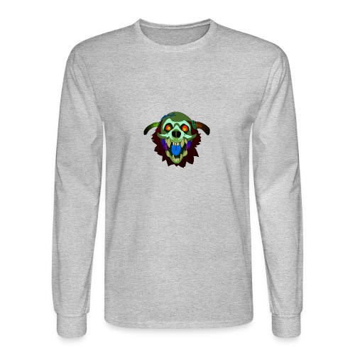 Dr. Mindskull - Men's Long Sleeve T-Shirt