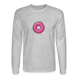 Simpsons Donut Shirts - Men's Long Sleeve T-Shirt