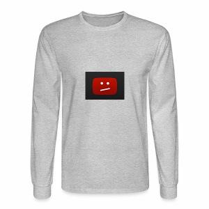 SadYouTube - Men's Long Sleeve T-Shirt