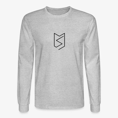 Messy Supply Urban Logo - Men's Long Sleeve T-Shirt