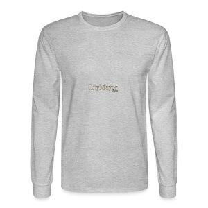 CityMayor Games Logo (Merchandise) - Men's Long Sleeve T-Shirt